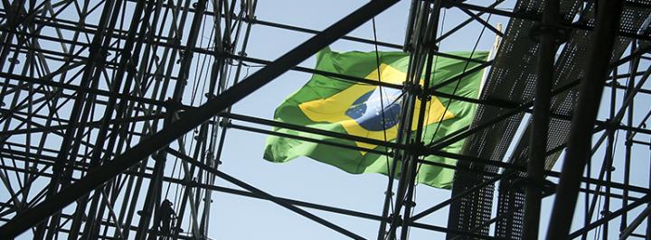 INDÚSTRIA APRESENTA QUEDA EM PARTICIPAÇÃO NO PIB