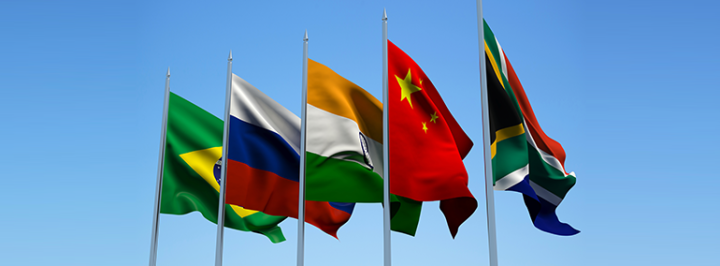 OS BRICS E O COMÉRCIO MUNDIAL